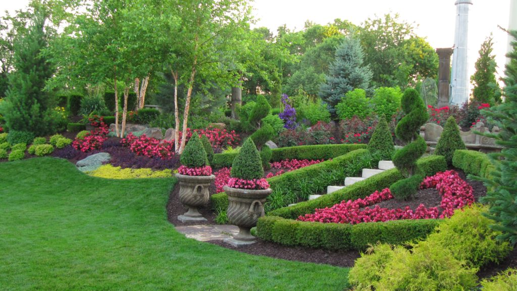 Emerald Landscaping Corporation Landscape Construction